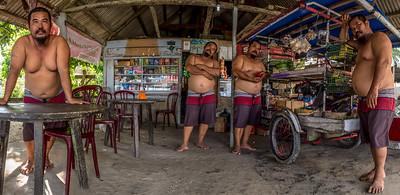 Johnny   Sorake Beach Nias Indonesia
