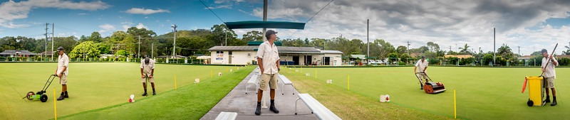 Dave    The Greenkeeper   Cabarita