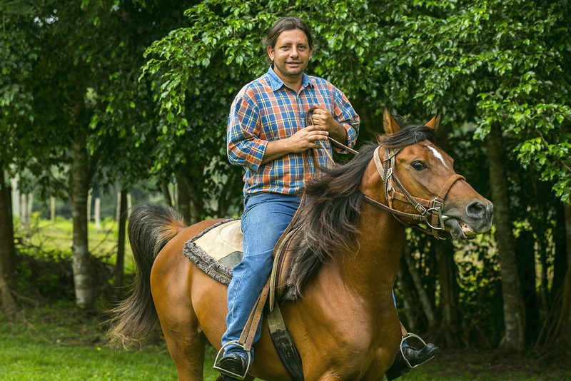 Horseback Riding at Hanna Stables in Belize