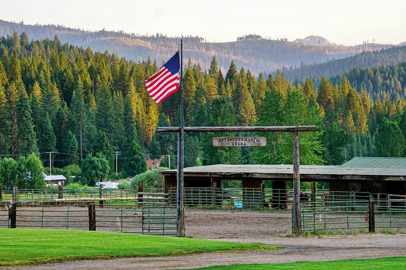 Greenhorn Creek Guest Ranch in Quincy, California