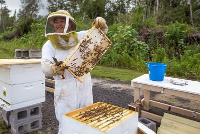 University of Hawaii Hilo - Beekeeping