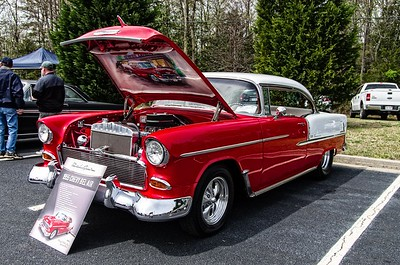 2014 Virginia Classic Cruisers Car Club Show