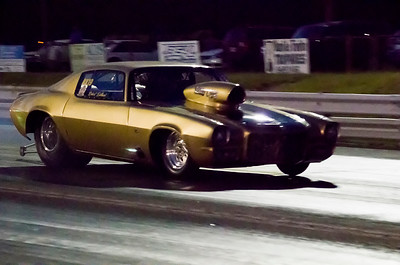 Drag Racing at Richmond Dragway