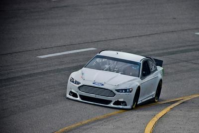 Testing at Richmond International Raceway