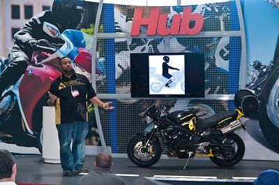 Progressive International Motorcycle Show