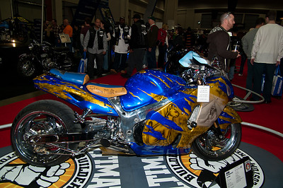 2012 Progressive International Motorcycle Show