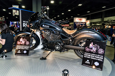 Progressive International Motorcycle Show