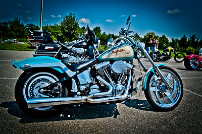 All American Harley Davidson Open House