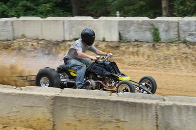 Green's Raceway Test & Tune 08-17-2013