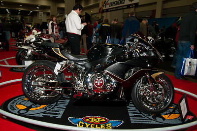Progressive International Motorcycle Show 2013