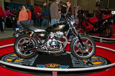 Progressive International Motorcycle Show 2013