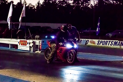 Motorcycle Racing at Richmond Dragway