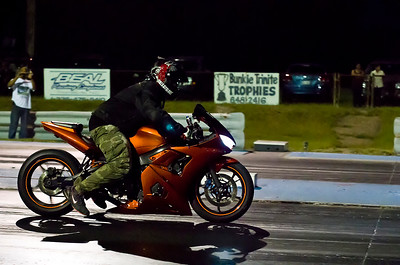 Motorcycle Racing at Richmond Dragway