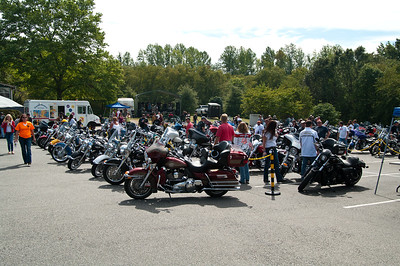 Richmond Harley Davidson Fall Open House