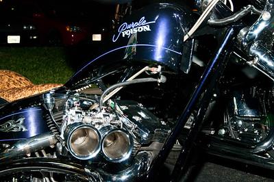 Quaker Steak & lube Bike Night Richmond, Va