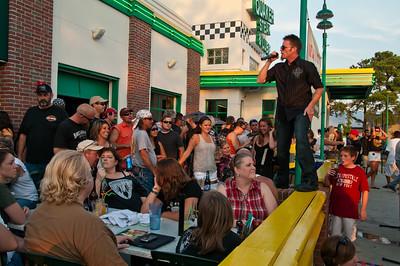 Bike Night at Quaker Steak & Lube, Richmond, Va. & Week 3 of Swimsuit USA Bikini Contest