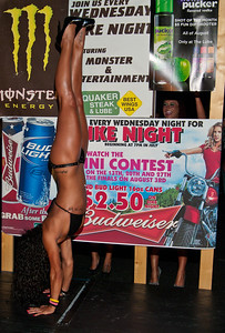 Bike Night at Quaker Steak & Lube, Richmond Virginia
