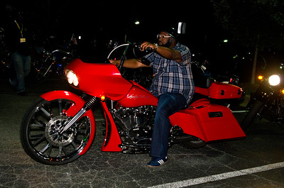 Bike Night Richmond Quaker Steak & Lube 09-04-2013