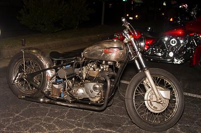 Bike Night at Richmond Quaker Steak & Lube