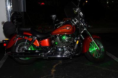 Bike Night QS&L Richmond, Va. 07-30-2014