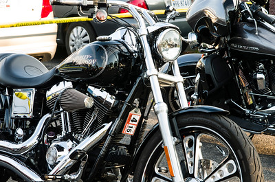 Bike Night at Richmond Quaker Steak & Lube