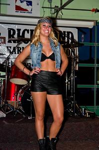 Richmond Quaker Steak & Lube Round 1 Swimsuit USA International Model Search