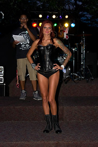 Richmond Quaker Steak & Lube Round 2 Swimsuit USA International Model Search