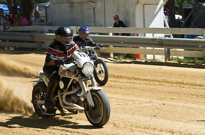 Dirt Drags at Slades Park