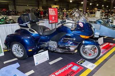 Timonium Motorcycle Show 2015
