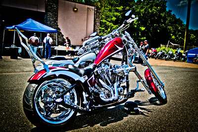 Top Notch Custom Cycles 8th Annual Bike Show