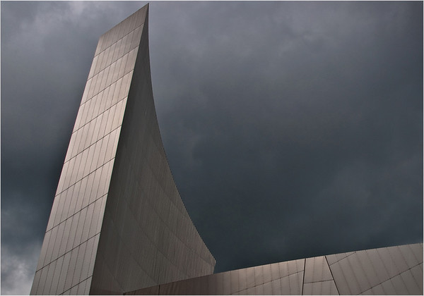 Imperial War Museum, Salford, England