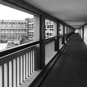 Long Henry Street, Park Hill Flats