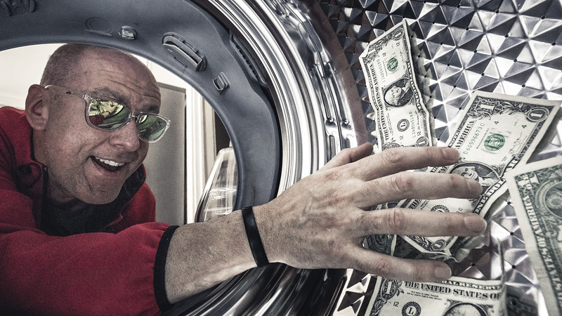 Money Laundering...