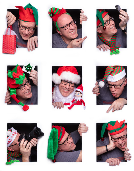 My Christmas Elfie - 2018