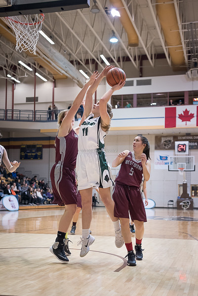 Vincent Massey Trojans vs Westwood Warriors
