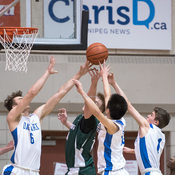 Oak Park Raiders vs Vincent Massey Trojans