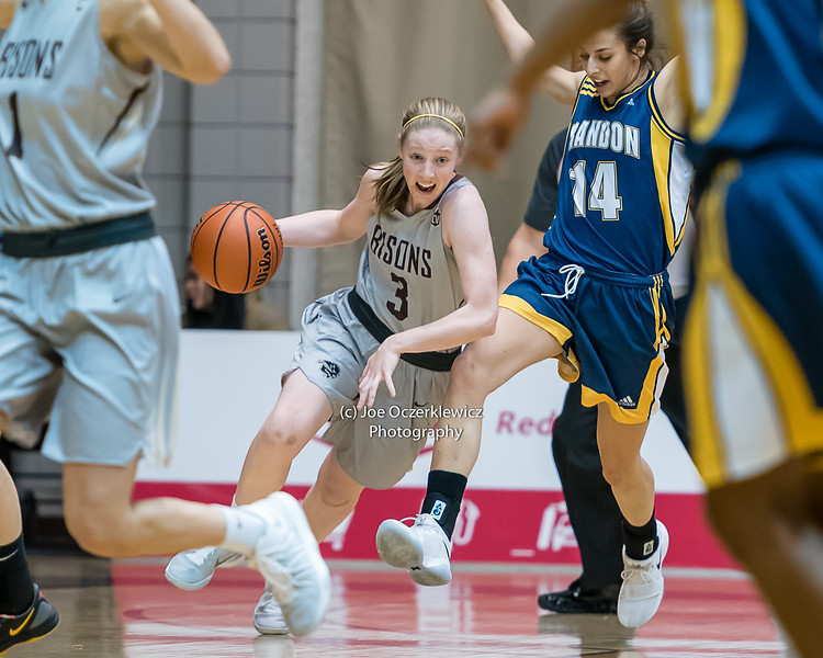 University of Manitoba Bisons vs Brandon University  Bobcats