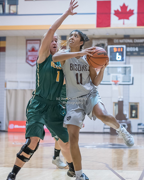 University of Manitoba Bisons vs University of Regina Cougars