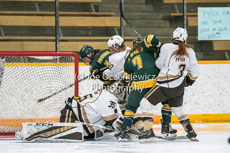 University of Manitoba Bisons vs University of Alberta Pandas