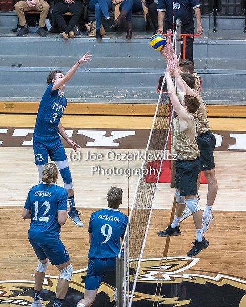 University of Manitoba Bisons vs Trinity Western University Spartans