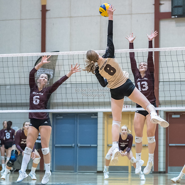 University of Manitoba Bisons vs MacEwan Griffins