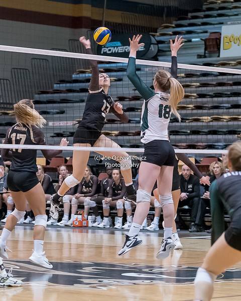 University of Manitoba Bisons vs University of Saskatchewan Huskies