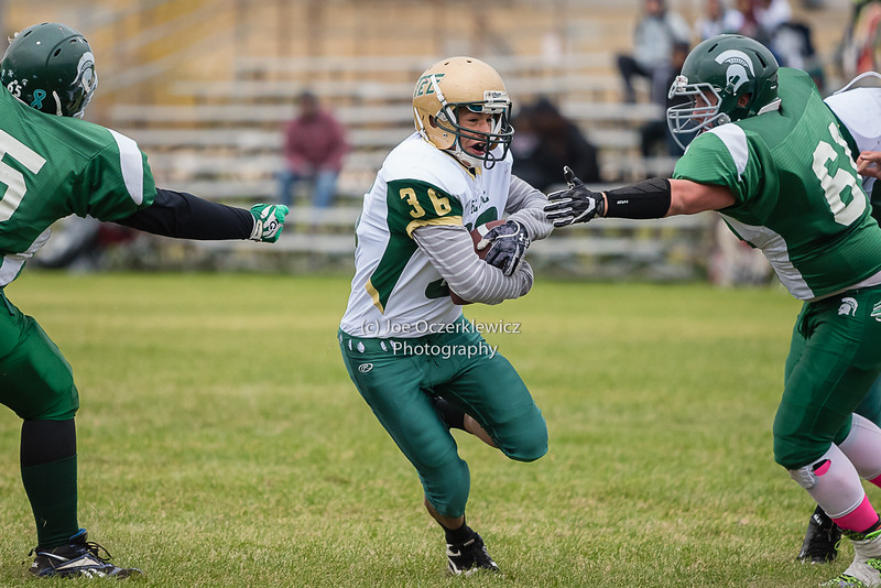 Neelin Spartans vs Tec Voc Hornets