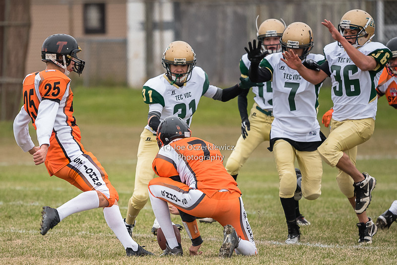 St Johns Tigers vs Tec Voc Hornets