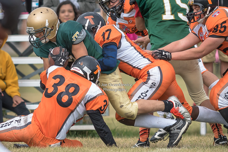 St. John's Tigers vs Tec Voc Hornets