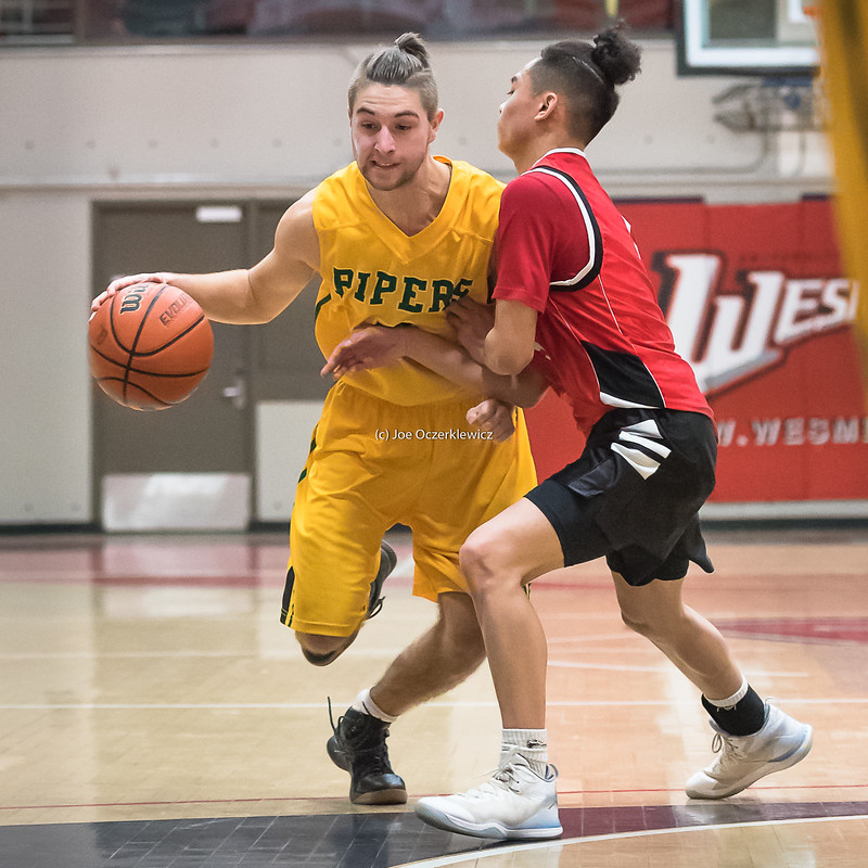 John Taylor Pipers vs Sisler Spartans