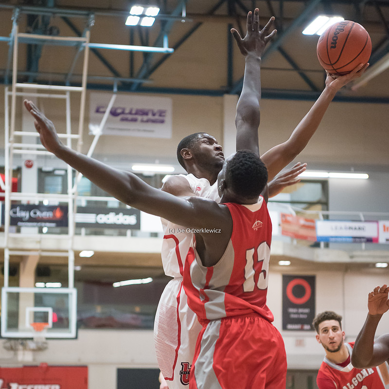 University of Winnipeg Wesmen vs Algoma University Thunderbirds