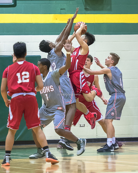 Kelvin Clippers vs Glenlawn Lions