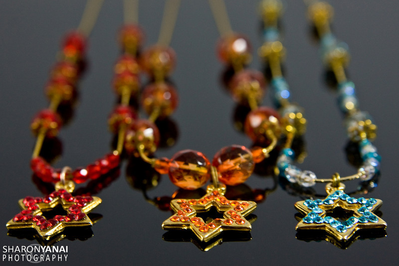 Star of David Jewellery