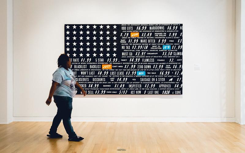Skylar Fein, Black Flag for Guy Debord, 2012